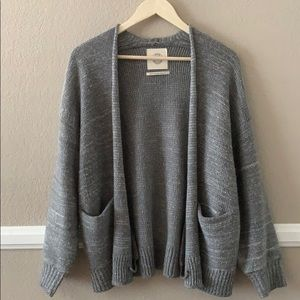 Urban outfitters - Grey knit cardigan